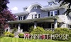 Kennett House Bed and Breakfast - Kennett Square: $160 for a Two-Night B&B Stay and Wine Tour at Kennett House Bed & Breakfast ($350 Value)