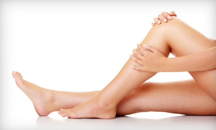 The Vein Clinic of Washington - Bethesda: One or Three Spider-Vein Treatments at The Vein Clinic of Washington in Chevy Chase (71% Off)