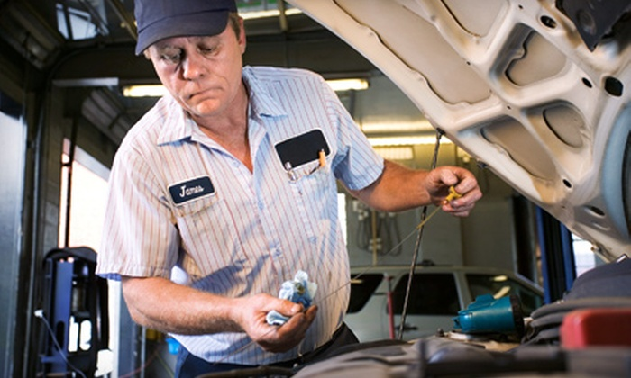 Your Auto Service - Multiple Locations: Full-Service Oil Change at Your Auto Service (Up to $74.97 Value)