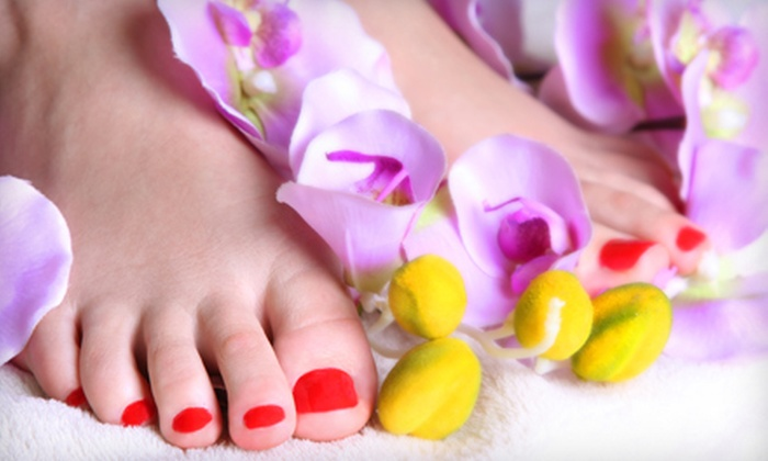 Hairacy Salon - Millbrook: $21 for a Spa Pedicure at Hairacy Salon ($45 Value)