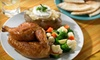 Chicken Dijon - Redondo Beach - Washington Culver: $5 for $10 Worth of Mediterranean Fare at Chicken Dijon Rotisserie & Grill in Irvine