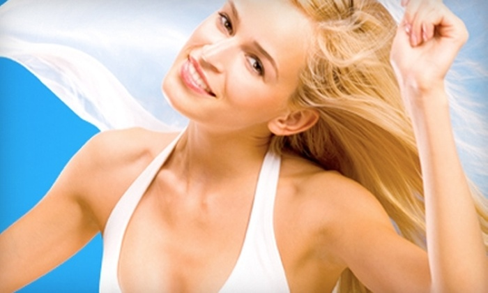 New York Laser Aesthetics - Manhasset: $99 for Three Laser Hair Removal Sessions at New York Laser Aesthetics (Up to $450 Value)