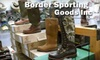 Border Sporting Goods - Laredo: $15 for $30 Worth of Sporting Goods at Border Sporting Goods in Laredo