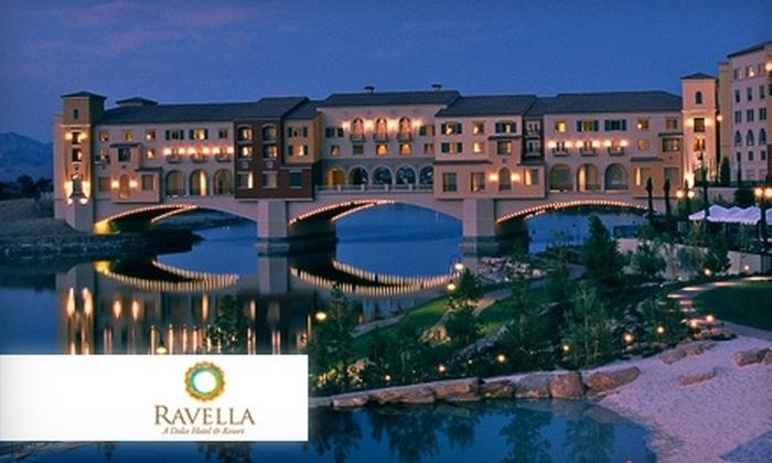Ravella at Lake Las Vegas - Lake Las Vegas: $119 for a One-Night Package for Two at Ravella at Lake Las Vegas (Up to $219 Value)