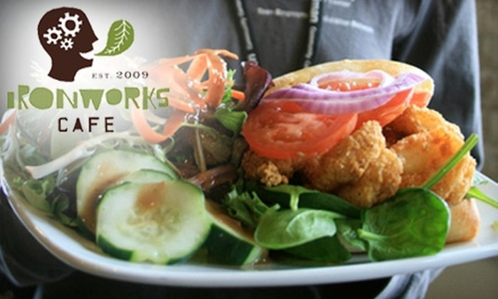 Ironworks Cafe - Madison: $8 for $16 Worth of Café Fare at Ironworks Cafe
