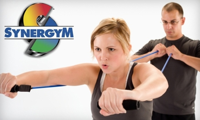 Synergy Fitness & Sports - Green Oaks: $45 for $100 Worth of Training at Synergy Fitness & Sports in Libertyville