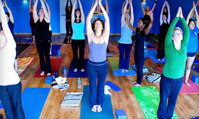Cityoga - Near Northside: $25 for Five Yoga Classes at Cityoga ($65 Value)