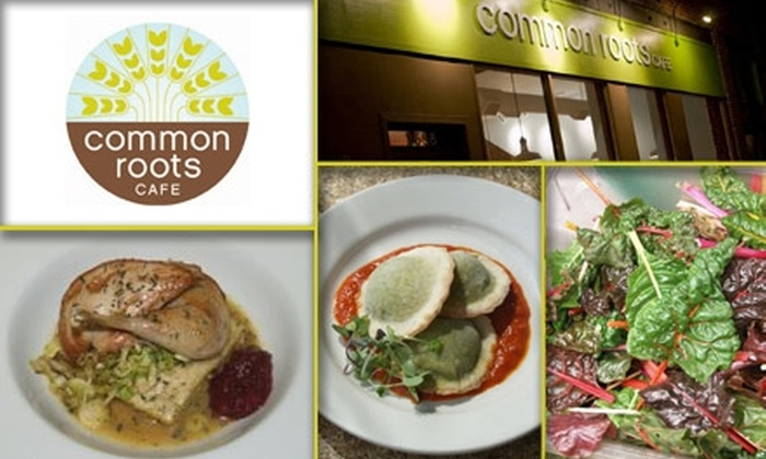 Common Roots Cafe - Lowry Hill East: $15 for $30 Worth of Earth-Grown Eats and Local Drinks at Common Roots Cafe