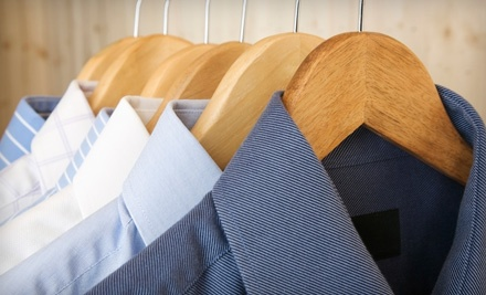 $20 Worth of Dry-Cleaning Services - Tripp's Fine Cleaners in