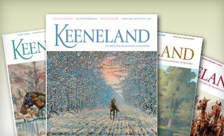 Keeneland Magazine - Keeneland Magazine in