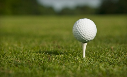 Golf Outing for Two (a $84 value) - Lakeside Golf Course in Stillwater