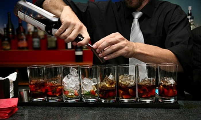 American Bartenders School - Multiple Locations: Bartending Classes at American Bartenders School. Two Options Available.