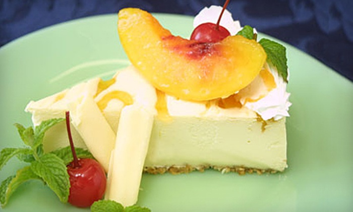 Heavenly Cheesecakes & Chocolates - Daytona Beach: $20 for a Large Cheesecake at Heavenly Cheesecakes & Chocolates in Holly Hill (Up to $40.95 Value)