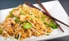 Up to 53% Off Thai Fare at Anothai Cuisine