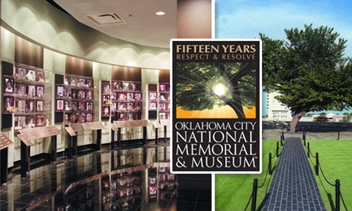 Oklahoma City National Memorial & Museum - Downtown Oklahoma City: $10 for Two General-Admission Tickets to the Oklahoma City National Memorial & Museum