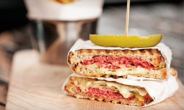 Smiley's Public House - Downtown Vancouver: $15 for $30 worth of Upscale Pub Fare, Cocktails, and Craft Beer at Smiley's Public House