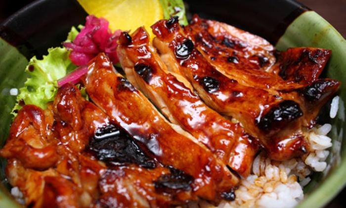 Jasmine - Sylvania: $15 for $30 Worth of Japanese and Thai Cuisine at Jasmine