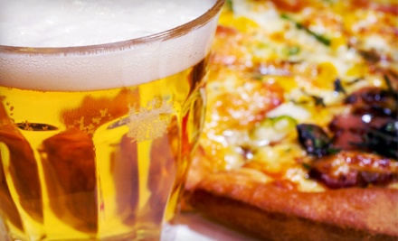 Pizza Meal for 2 - Jake's Bar & Grill in Columbia