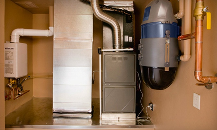 Arrow HVAC - Franklin: $60 for a Gas-Furnace Tune-Up and Cleaning from Arrow HVAC (Up to $198.99 Value)
