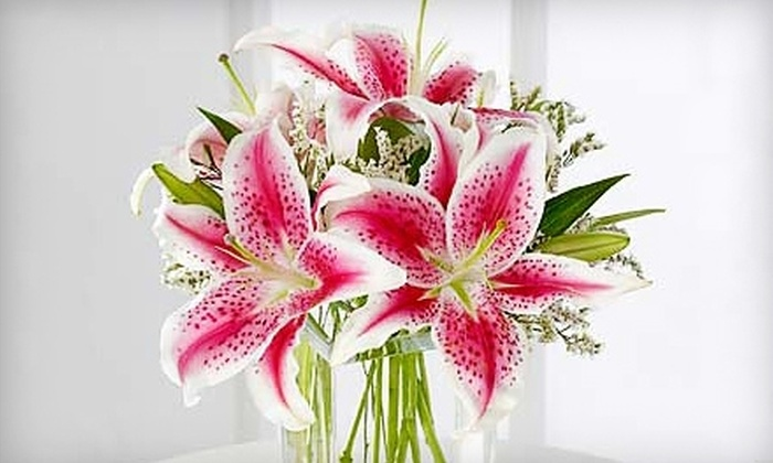 Tropical Treehouse Florist - Multiple Locations: $20 for $40 Worth of Fresh Flowers at Tropical Treehouse Florist