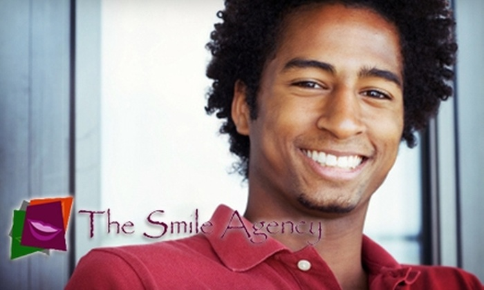 The Smile Agency - Multiple Locations: $85 for Zoom Teeth Whitening, Orthodontic Exam, and X-Ray at The Smile Agency (Up to $500 Value)