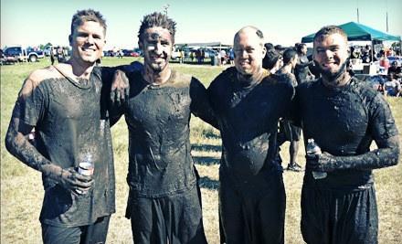 Charity Case 5K Mud Run  on Sat., June 16 - Charity Chase Mud Run in Davidson