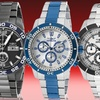 Men's Invicta Chronograph Watch