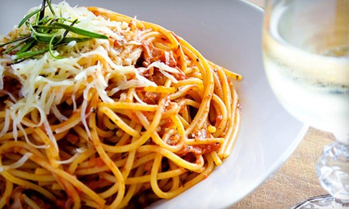 La Prima Donna - Gainey Ranch: Italian Cuisine at La Prima Donna (Half Off). Three Options Available.
