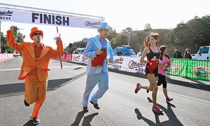 Cooper Wynn Events(Mustache Dache): One or Two Entries to the Mustache Dache 5K on November 28 (Up to 38% Off)