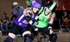River City Rollergirls - City Center: River City Rollergirls Bout for Two at Greater Richmond Convention Center on Saturday, March 16, at 4 p.m.