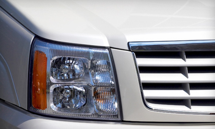 Steve's Auto Shine - Windsor: Gold or Platinum Detailing Package at Steve's Auto Shine (Up to 57% Off)