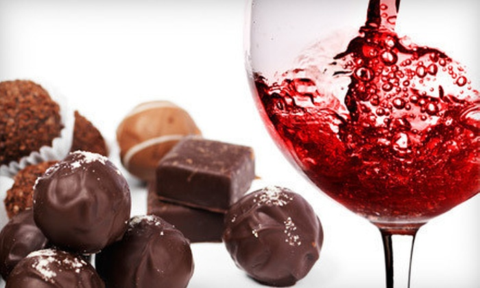 Eleven Courses - K of C Lodge: Wine-and-Truffle Tasting Event for Two or Four at Eleven Courses in Lutherville-Timonium (Up to 80% Off)