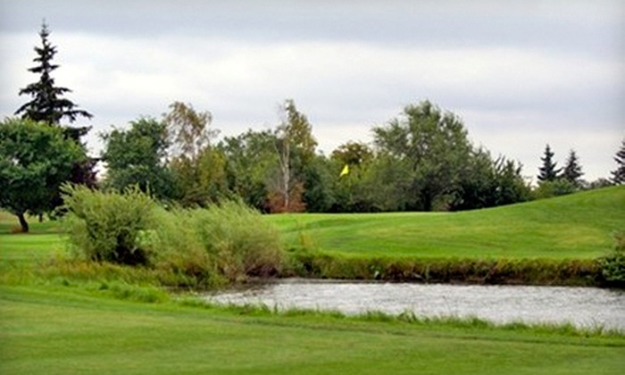 Fort in View Golf and Country Club - Fort Saskatchewan: 18 Holes of Golf for Two or Four People at Fort in View Golf and Country Club