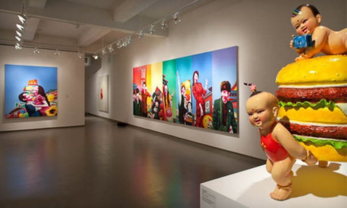 Museum of Contemporary Art Jacksonville - Downtown Jacksonville: One-Year Dual/Family or Icon Membership to the Museum of Contemporary Art Jacksonville (Up to 53% Off)