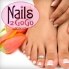 52% Off Spa Mani-Pedi
