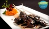 (CLOSED OOB) Fude Inspired Cuisine- CLOSED - Mcmillan: $12 for Two Appetizers at Fude Inspired Cuisine & Wine Bar (Up to $29.98 Value)