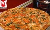 Monster Pizza - Bluffton: $15 for a Monster Pizza ($31.75 Value) or $7 for a Medium Pizza ($14.50 Value) at Monster Pizza
