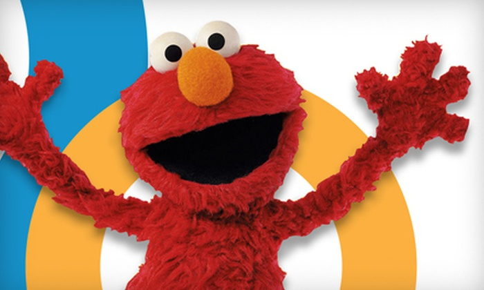 """Being Elmo: A Puppeteer's Journey"" - Downtown Winston-Salem: $14 for Two Tickets to ""Being Elmo: A Puppeteer's Journey"" at Stevens Center in Winston-Salem on November 9 ($30 Value)"