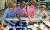 Sci-Quest Hands-On Science Center - Huntsville: $17 for a Family Four-Pack General Admission to Sci-Quest Hands-On Science Center (Up to $34 Value)