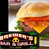 $10 for Fare at Brewer's Bar & Grill