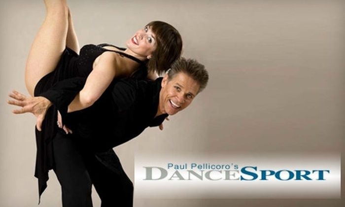 Paul Pellicoro's DanceSport - Koreatown: $49 for One Month of Unlimited Dance Classes at Paul Pellicoro's DanceSport