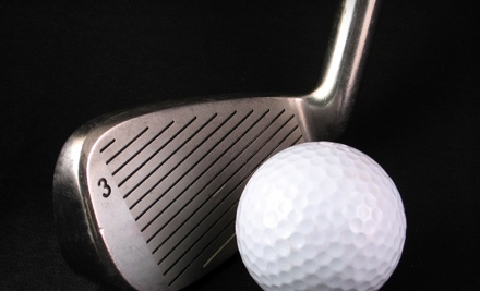 1-Hour Private Golf Practice with TrackMan Analysis (a $45 value) - Radar Golf Academy in Las Vegas