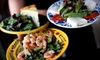 Up to 53% Off Italian Meal at Bootlegger Bistro