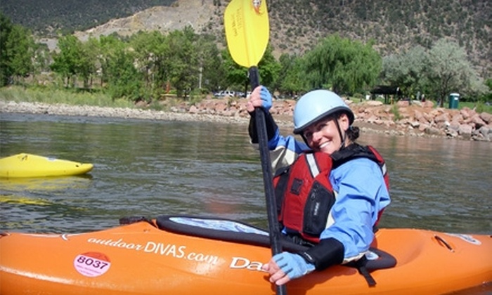 Renaissance Adventure Guides - Washington Park West: $67 for a Full-Day Kayaking Lesson from Renaissance Adventure Guides ($129 Value)