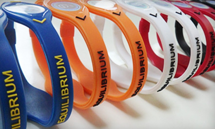 Equilibrium Bands: $15 for an Ionized Wellness Wristband from Equilibrium Bands ($39.99 Value)