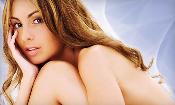 Revive Med Spa - Midtown Toronto: Six Laser Hair-Removal Sessions for a Small, Medium, or Large Area at Revive Med Spa (Up to 92% Off)