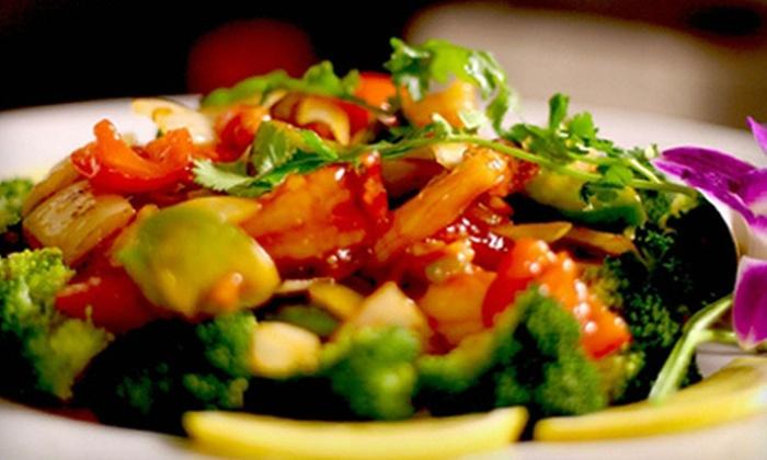 Lime Leaf Thai Cuisine - Hendersonville: Thai Fusion Cuisine at Lime Leaf Thai Cuisine in Hendersonville (Half Off). Two Options Available.