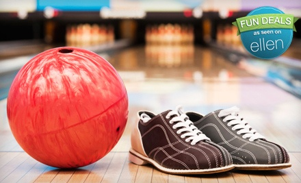 Bowling Outing for 2 Valid Mon.-Thurs. (up to a $29.99 total value) - J.D. Legends Restaurant & Strike Zone Lanes in Franklin