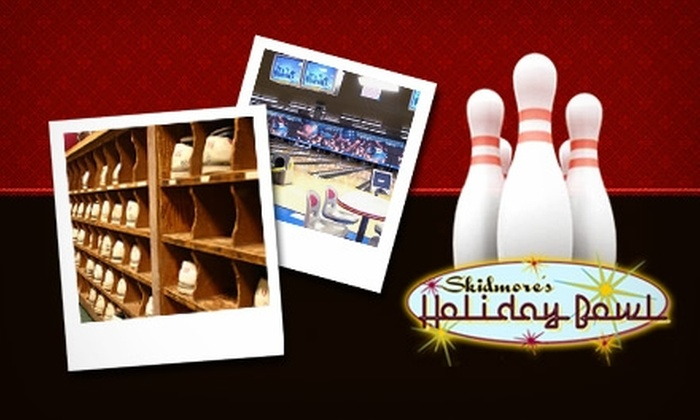 Holiday Bowl - Jerry Cline Park: $12 for a Summer-Membership Pass at Holiday Bowl