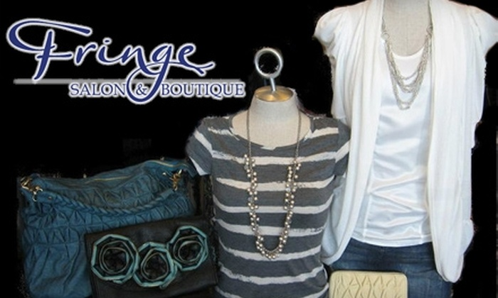 Fringe Boutique - Lincoln Heights: $20 for $40 Worth of Fashion-Forward Merchandise at Fringe Boutique